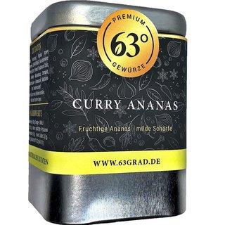 Ananas Curry - fruchtig lecker, mild scharf Geheimtipp!