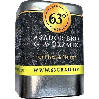 Asador BBQ Gewürzmix - Rassiges Barbecue Gewürz