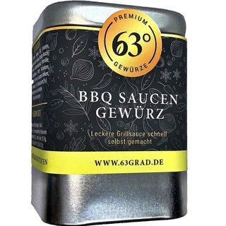 BBQ Saucen Gewürz - BBQ Sauce selber machen