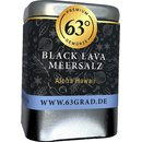 Black Lava Meersalz - schwarzes Salz aus Molokai