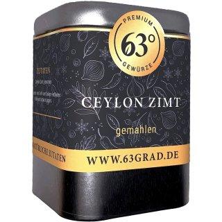 Ceylon Zimt, gemahlen in Premium Qualität