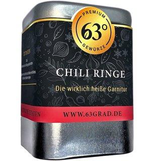 Chili Ringe - Feine Schärfe zum kochen und garnieren
