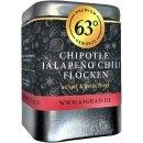 Chipotle Jalapeño Chili Flocken - Geräucherte...
