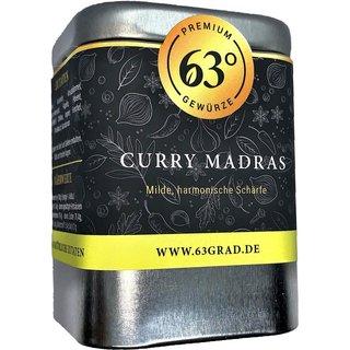 Curry Madras - Indische Curry Pulver Mischung - Frisch und fruchtig scharf