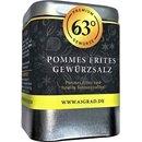 Pommes Frites Gewürzsalz - würzig & Lecker