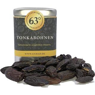 Premium Tonkabohnen -     Ganze Tonka Bohnen