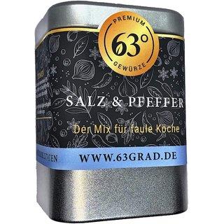 Salz & Pfeffer - Fertiger Mix für faule Köche