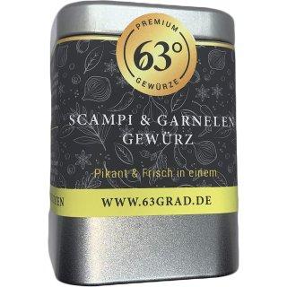 Scampi & Garnelen Gewürz - Gewürzmischung für Meeresfrüchte