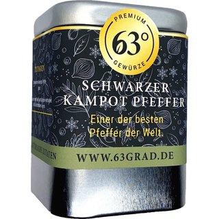 Schwarzer Kampot Pfeffer - Premium Pfeffer