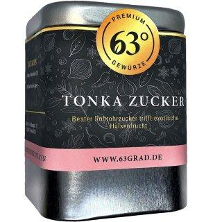 Tonka Zucker - Gewürzzucker mit Tonkabohnen für Desserts und Süßspeisen