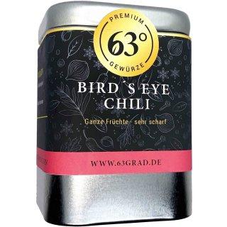 Bird´s Eye Chili - ganze Früchte - sehr scharf