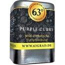 Purple Curry - Hibiskusblüten Curry Mischung (75g)