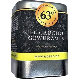 El Gaucho Gewürzmix - Grillgewürz mit feiner Chili Note (90g)
