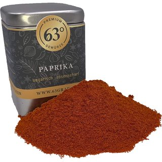 Premium Paprika Rosenscharf aus Ungarn -feuriger Genuss (70g)