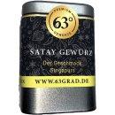 Satay Gewürz - für Satay Sauce oder für Saté Fleischspieße (75g)