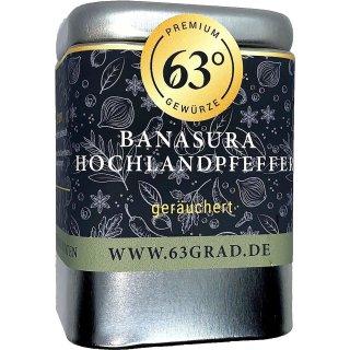 Banasura Hochlandpfeffer geräuchert - geräucherter Pfeffer (50g)