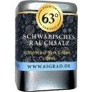 Schwäbisches Rauchsalz - Salz, geräuchert mit herrlichem Raucharoma (150g)
