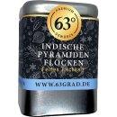 Indische Pyramindenflocken - Edles Salz in Form kleiner...