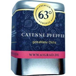 Premium Cayenne Pfeffer - Cheyennepfeffer - gemahlen Chili