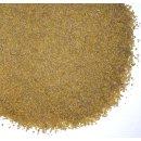 Senfkörner - griesig gemahlen - Senfmehl, Senfpulver Senf selber machen (90g)