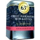 Habanero Chili Red Savina gemahlen - richtig scharfes...