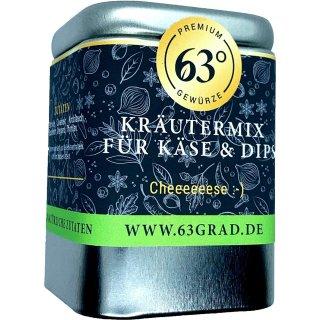 Kräutermix für Käse & Dips - Kräuter Mischung (65g)