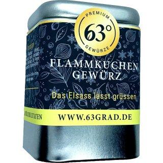 Flammkuchen Gewürz - Macht Elsässer Flammkuchen noch leckerer (75g)