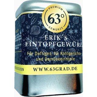 63 Grad - Oma´s Eintopfgewürz -Gewürz für deftige Eintöpfe, Kohlgerichte und Suppen