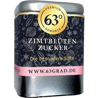 Zimtblütenzucker Aus Rohrohrzucker, Kokosblütenzucker und Zimtblüten (150g)